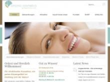 Produkte von amania cosmetics können über den Webshop bestellt werden.